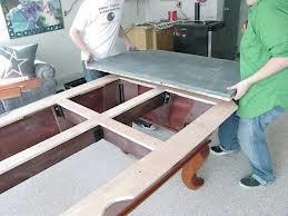 Pool table moves in North Charleston South Carolina
