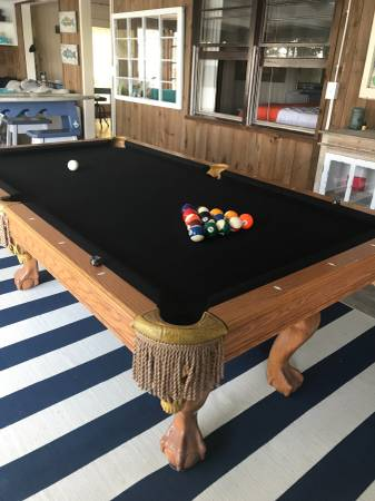 Pool Tables For Sale Listings North CharlestonSOLO Charleston - Brunswick brentwood pool table