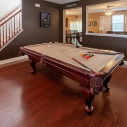 Beautiful 8' Cannon Pool Table