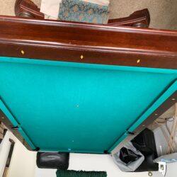 9' Brunswick Montebello Pool Table